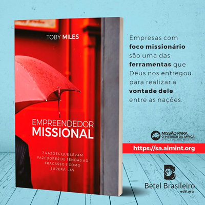 Livro Empreendedor Missional